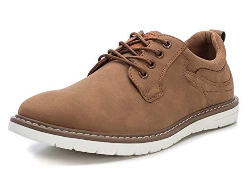 XTI Zapato Oxford XMN049601 para Hombre Marrón 42