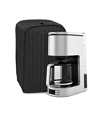 Ritz Coffee Maker Cover, Machine, Black
