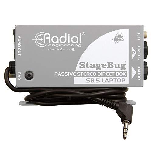 StageBug SB-5 Sidewinder Laptop DI