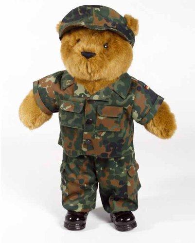 Mil-Tec - Completo militare per orsetto peluche, grande