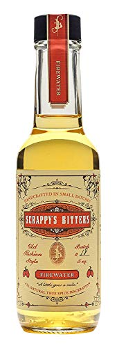 Scrappy's Bitters - Firewater Tincture, 5 oz
