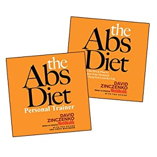The Abs Diet & The Abs Diet Personal Trainer audiobook cover art