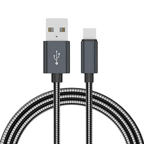 B Blesiya Cable de Carga Adaptador de Carga USB Cable de Cargador de Repuesto
