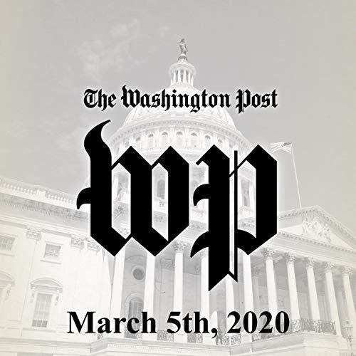 March 5, 2020 copertina