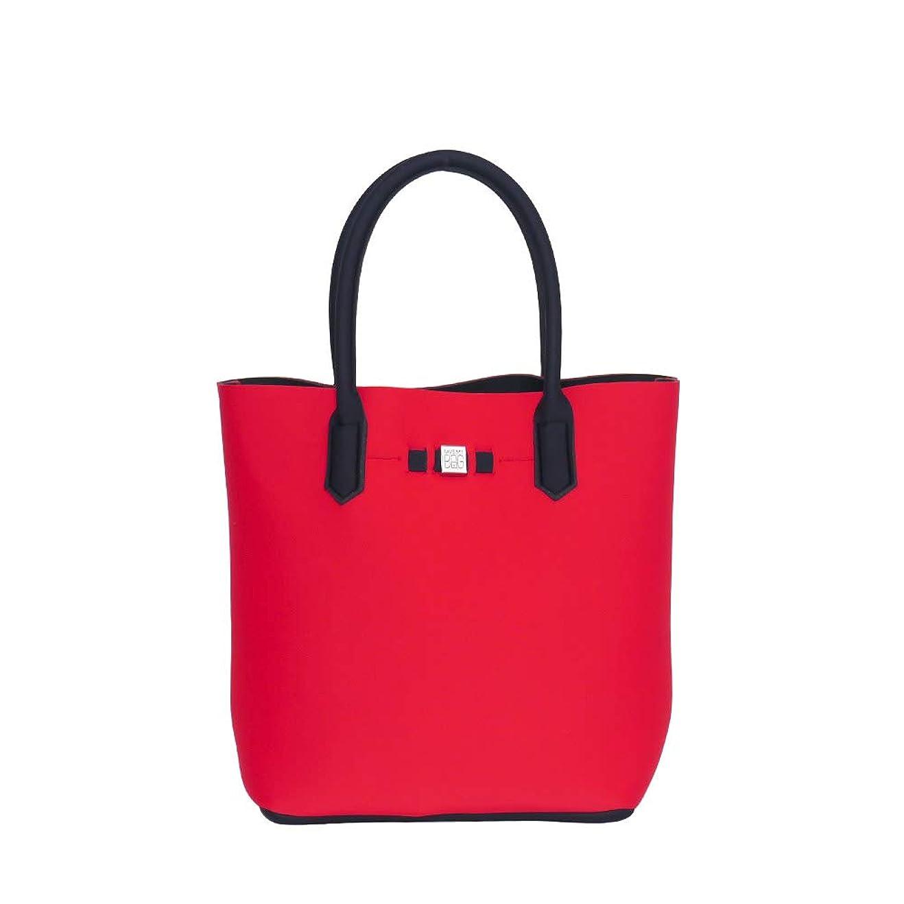 ホイールピアノ蓮[セーブマイバッグ]SAVE MY BAG POPSTAR ポップスター トートバッグ 10230N RED COAT(レッドコート)[並行輸入品]