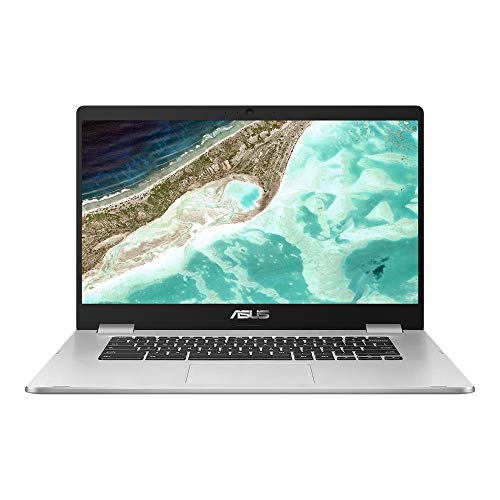 "ASUS Chromebook Z1400CN-BV0306 - Ordenador portátil de 14\"" HD (Intel Celeron N3350, 4GB RAM, 32GB EMMC, Intel HD Graphics 500, Chrome OS) Plata - Teclado QWERTY Español"