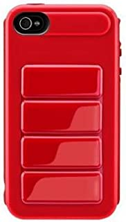 SwitchEasy Odyssey Hybrid Case for iPhone 4 & 4S - Red