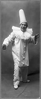 HistoricalFindings Photo: Amadeo Bassi,clown,Pagliacci,costume,opera singers,songs,performances,c1907