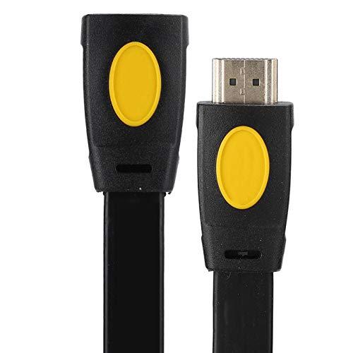 Socobeta Cable de extensión liviano, confiable y Duradero, fácil de Usar para computadora