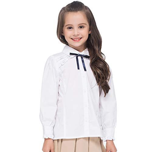 Bestselling Girls School Uniform Tops