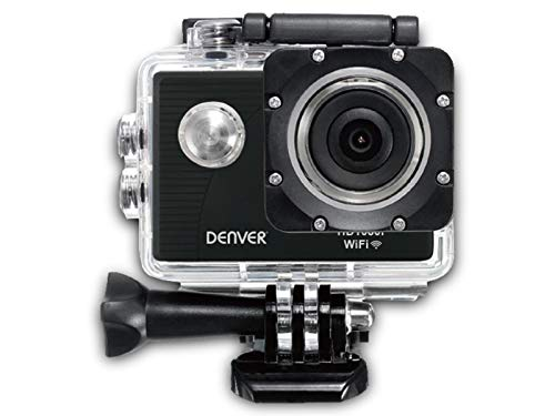 Denver ACT-5051 Action Cam Wasserfest, Full-HD, WLAN