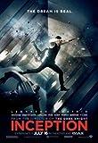 Inception – Leonardo Dicaprio – U.S Movie Wall Art