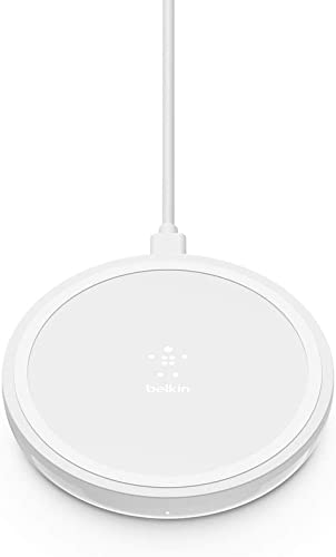 lowest Belkin Wireless Charger wholesale 10W – lowest Boost Up Wireless Charging Pad, Wireless Charger for iPhone 11, 11 Pro, 11 Pro Max, XS, XS Max, XR, X, 8, 8 Plus/Samsung Galaxy S10, Note10 and More sale