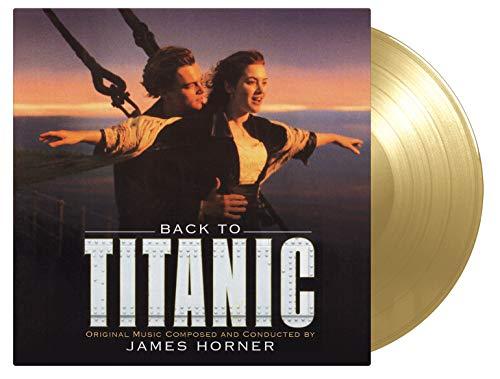 Back to Titanic-Hq- [Vinyl LP]