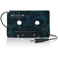 Belkin F8V366bt - Adaptador de casete para reproductores de mp3 para iPhone 8/8+ y iPhone X, negro