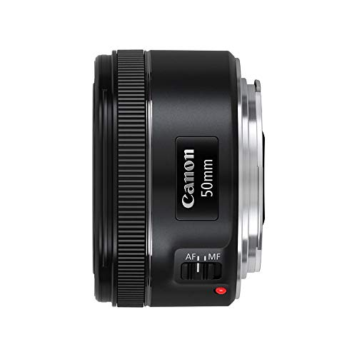 Camera Lens 50mm F1.8 STM/0570C005 Canon