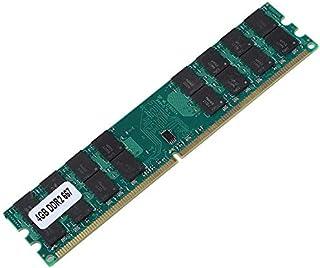 Diyeeni RAM DDR2, Módulo de memoria DDR2 RAM de 4 GB, RAM de gran capacidad de 240 pines Diseñado para AMD, Plug and Play ...