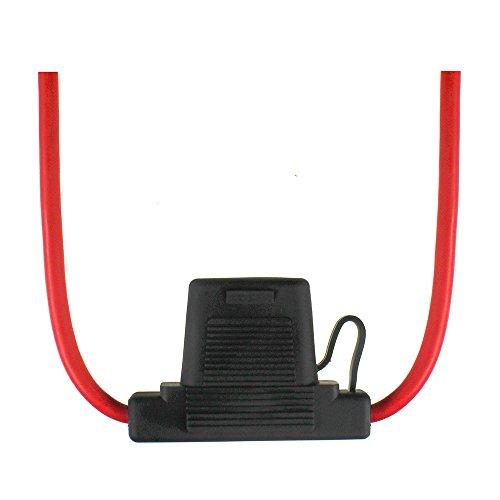 Offgridtec 16mm² Standard-Flachsicherungshalter für Maxi Sicherungen