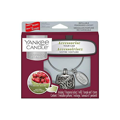 Yankee Candle Seducenti Aromi Kit di Base, Amarena Quadrato