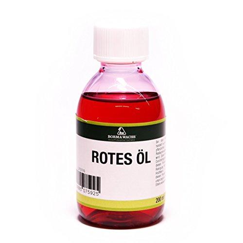 500ml ROTES ÖL Möbelpflege Öl Möbelpolitur
