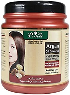 Perfect Cosmetics Argan Hair Mask, 1000 ml