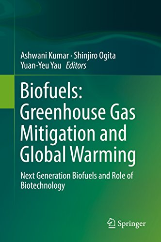 Biofuels: Greenhouse Gas Mitigation and Global Warming: Next Generation Biofuels and Role of Biotech