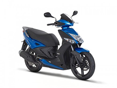 Kymco Agility City 50 Mofa, Farben:light blue matt