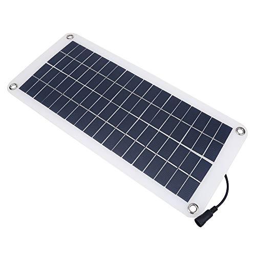 Cargador solar, hecho de plástico al aire libre cargador solar para la batería del barco del automóvil del teléfono celular