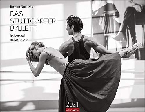 Ballettsaal - Stuttgarter Ballett Kalender 2021