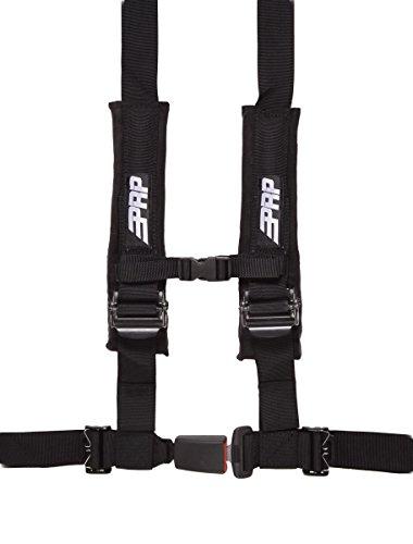 "PRP Harnesses 2"" 4 Point Auto (Black)"