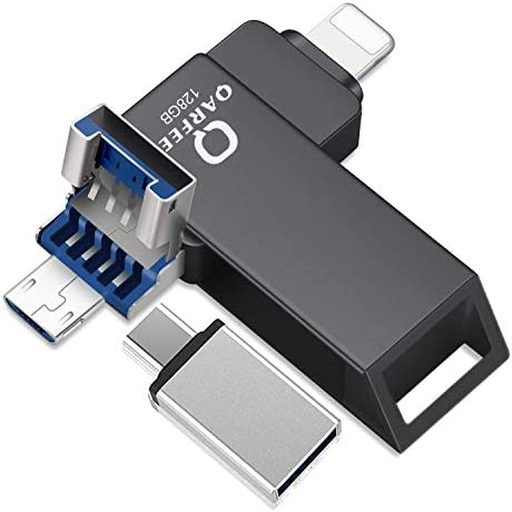 Flash Drive Photo Stick for i Phone USB Flash Drive for i Phone PhotoStick Mobile for i Phone product image