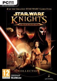 [UK-Import]Star Wars Knights Of The Old Republic Collection Game PC