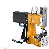 4YANG Máquina de coser portátil Máquina de coser más cerca Saco eléctrico seco Costuras Sellado para bolsa de plástico de papel de arroz saco de piel de serpiente tejida (220 V)