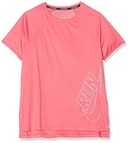 Nike Kinder Dry Laufshirt, pink, L - 147-158 cm