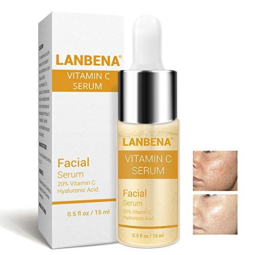Cream Serum With Vitamin Es