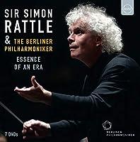 Berliner Philharmoniker & Sir Simon Rattle - Essence of an Era [7DVDs]