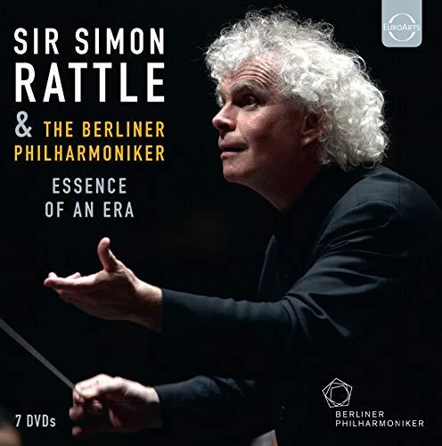 Simon Rattle: Essenz einer Ära (7 DVD Box)