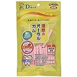ダイワ 犬用おやつ 国産 桜型スティック オーラルケアガム いちごミルク 30個 (x 1)