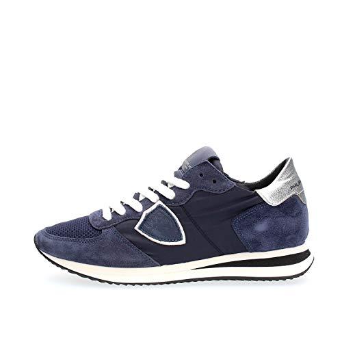 PHILIPPE MODEL PARIS TZLD 2119 Tropez X Sneakers Damen Blue 38
