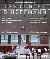 オッフェンバック:歌劇《ホフマン物語》(Blu-ray Disc)