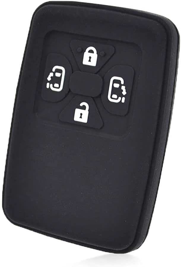 ZIMAwd Car 4 Buttons Silicone Remote Fit for Protective Finally popular brand Max 71% OFF case Key