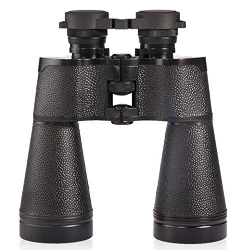 ZTYD 15×60 Bever Stijl Verrekijker, Russische Stijl Dubbele Focus Grote Objectieve Lens Wijde Hoek Waterdichte Telescoop FMC Green Film Vouwen Oogkleding Outdoor Kijkspiegel