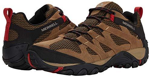 Merrell Men's ALVERSTONE Hiking Shoe, Kangaroo, 10.5