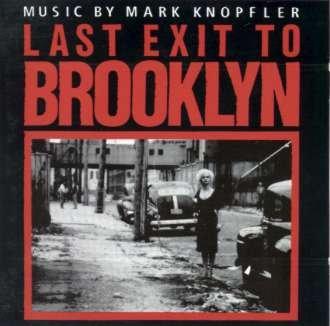 LAST EXIT TO BROOKLYN VINYL LP[838725-1] IMPORT[HOLLAND] 1989 MARK KNOPFLER