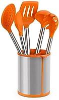 BRA Efficient Acero Inox, Nailon y Silicona, Naranja