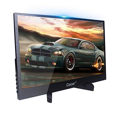 Portable Gaming Monitor 13.3 inch IPS Screen Super Thin Metal Casing HD 1920x1080P 5mm Display for P