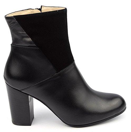 Brenda Zaro, Damen Pumps , schwarz - schwarz - Größe: Pointure 36