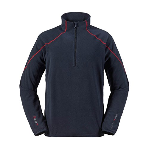 Musto Essential Zip Neck Microfleece - True Navy S