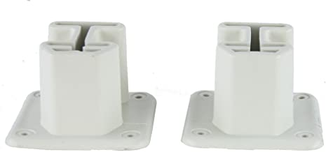 New Ladder Flanges for In-Pool Heavy Duty Resin Above Ground Swimming Pool