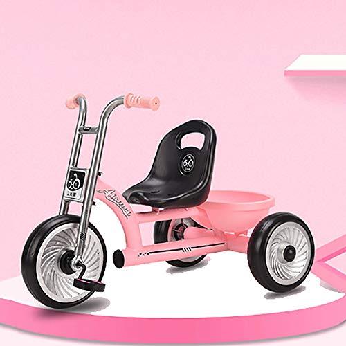 SHARESUN 3 wielen kinderen kind kinderen Trike trike driewieler rij-op fiets 2-6 jaar